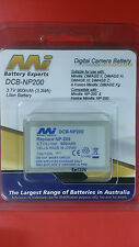 Digital Camera Battery Minolta NP-200 equivalent - BNIB