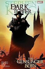 Dark Tower: The Gunslinger Born by Stephen King Peter David & Jae Lee HC Marvel