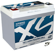 New XS Power XP950 12 Volt 950 Amp Deep Cycle AGM Car Audio Battery/Power Cell