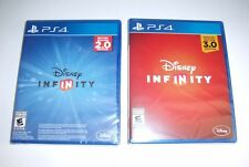 DISNEY INFINITY 2.0 & 3.0 Game Disc Brand New Sealed in Case PS4 Playstation 4