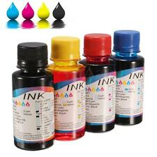 4pcs 100ML Refill bulk ink kit for HP Canon Lexmark Dell Brother inkjet printer