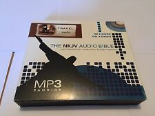 MP3 Bible NKJV7 Nov 2006 by Nelson Bibles 3 CD 58 HOURS MP3 9780718018078
