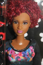 Barbie fashionista afro barbie 2015/Collection nº 33 NRFB