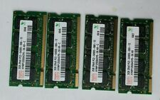 BULK LOT 8GB 4x2GB DDR2 PC2-6400S Memory SODIMM RAM for Laptops Notebooks