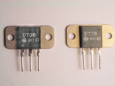 "2SD736 ""Original"" Hitachi Transistor 2 pcs"