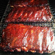 SMILEY'S PORK RIB RUB (7 POUNDS)  (2 RUBS) {MADE FRESH} (DRY SEASONINGS)
