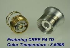 CREE Q5 1-mode warm white module for 26.5mm flashlight  # 392