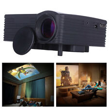 1080P Full HD Home Cinema Theater Multimedia LED Projector AV VGA USB HDMI