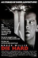 """Die Hard Movie Poster 24x36"""""""