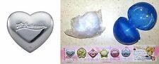 Sailor Moon Make-Up Beauty Mirror Simple Heart Gashapon Bandai Licensed New