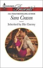 BUY 2 GET 1 FREE Inherited by Her Enemy 3302 by Sara Craven (2014, Paperback)
