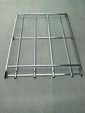 OEM Volvo 240 740 940 Wagon Roof Luggage Rack chrome stainless