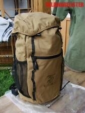 *US Marine Military Surplus USMC Logo Camping/Hunting Day Pack Backpack Coyote