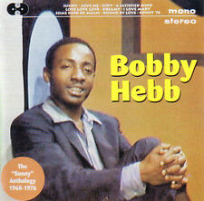 "BOBBY HEBB - The ""Sunny"" Anthology CD"