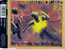 INI KAMOZE : HERE COMES THE HOTSTEPPER / 6 TRACK-CD (COLUMBIA COL 661047 2)