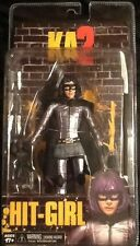 "Kick Ass 2 Movie Hit-Girl 7"" Inch Action Figure MINT NECA"