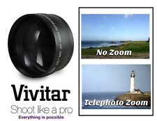 Pro Hi Def 2.2x Telephoto Lens For Panasonic Lumix DMC-FZ1000 DMC-FZ1000K