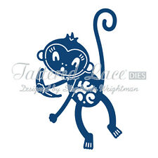 Tattered Lace Die - Monkey -  D753 Stephanie Weightman Free UK p&p