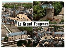 CPSM GF 35 - LE GRAND FOUGERAY (Ille et Vilaine) - multivues (Tour Duguesclin, é
