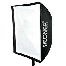 Neewer 60x60cm Umbrella Softbox For Speedlite / Studio Flash / Speedlight
