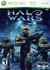 HALO WARS Xbox one compatible MICROSOFT XBOX 360 GAME Complete usa