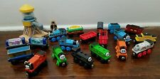 Thomas the Tank Wooden Trains Tenders Cars and Sir Topham Hat Sodor Water Lot