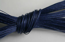 LINEN THREAD  (BLUE)18/3 1/2oz SKEIN (60yds APPROX.) BOOKBINDING LEATHERWORK ETC