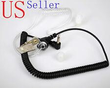 3.5mm Listen Only FBI Earpiece Earphone for KENWOOD KMC-41M KMC-42WM Speaker Mic