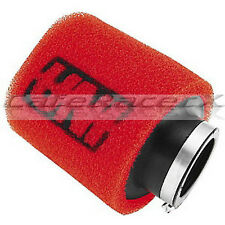 "Uni Air Filter Clamp On Pod 2-1/4"" 57mm ID Dual Stage Angled Flange UP-4229AST"