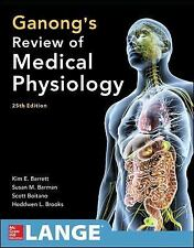 Lange Ganong'S Review Of Medical Physiology 25th Int'l Edition