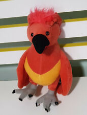 FAWKES THE PHOENIX HARRY POTTER CHARACTER PLUSH TOY SOFT TOY 23CM TALL