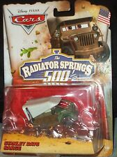 New Disney Pixar CARS ~ STANLEY DAYS SARGE ~ The Radiator Springs 500 1/2 HTF