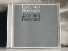 JAZZLAND REMIXED CD COME NUOVO BUGGE WESSELTOFT CHILLUMINATI LES GAMMAS A. DORAU