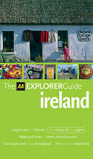 AA Explorer Ireland (AA Explorer Guides), , New Book
