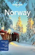 Norway Lonely Planet Travel Guide ( Paperback Book )        NEW