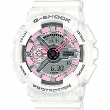 -NEW- Casio G-Shock Women's Analog / Digital Watch GMAS110MP-7A