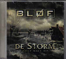 Blof-De Storm Promo cd single