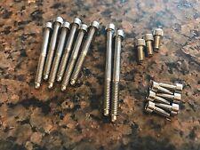 Stainless Steel Floyd Rose Screw Set + D-Tuna Screws