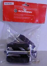 NOS Schwinn Cruiser Pedals Part #057823 9/16 Thread 1980's? 1990s? Bicycles