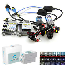 55W HID Xenon CANBUS Conversion Kit Car Headlight H1 H3 H7 H11 9005 9006 6K 8K