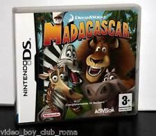 DREAMWORK MADAGASCAR GIOCO USATO IN OTTIMO STATO DS E 3DS ED ITALIANA 30016