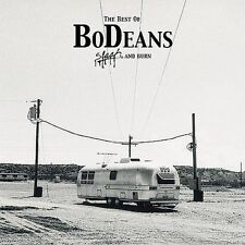 BODEANS--The Best Of--Slash And Burn--CD