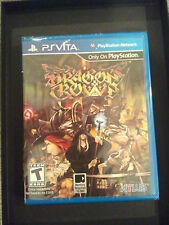 Dragon's Crown -NEW Game-Sony PS Vita - Atlus