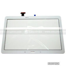 Digitizer Touch Screen Glass for Samsung Galaxy Note 10.1 2014 P600 P605 White