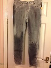BNWT H&M Mens Slim reg waist Grey Jeans from  size 33/32 £7.99 RRP £29.99
