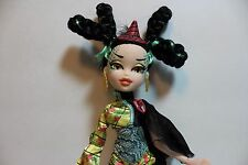 "Bratzillaz House of Witchez Back to Magic  Victoria Antique 11"" Doll Bratz Asian"