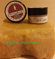 Eye Cream *2x10ml* Dark Circles 100% Sure Results Organic Beeswax Olive Oil New
