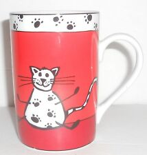 Konitz Cat & Mouse Germany Porcelain Coffee Tea Ceramic Cup Mug Animal Stories