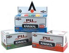 Karakal Tennis Racket Racquet PU Super Grip Box Of 24- Assorted Colours