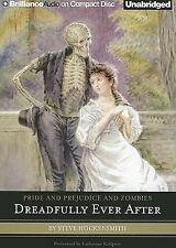 Pride And Prejudice And Zombies - Dreadfully Ever After  new CD 9 hours 8 CDs